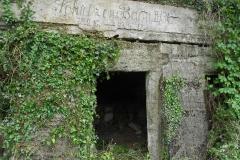Carzano, bunker del magg. Lakom