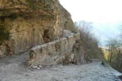 Cismon, Strada del Genio