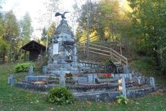 Samone, monumento ai caduti